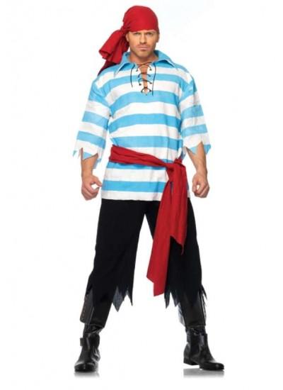 Pillaging Pirate Adult Mens Costume Set at Cosplay Costume Closet Halloween Shop, Halloween Cosplay Costumes | Kids, Adult & Plus Size Halloween Costumes