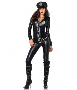 Officer Payne Adult Womens Costume Cosplay Costume Closet Halloween Costume Shop Halloween Cosplay Costumes | Kids, Adult & Plus Size Halloween Costumes