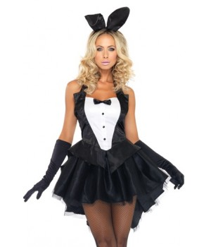 Tux and Tails Bunny Costume Cosplay Costume Closet Halloween Shop Halloween Cosplay Costumes | Kids, Adult & Plus Size Halloween Costumes