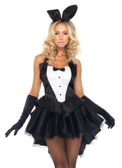 Tux and Tails Bunny Costume at Cosplay Costume Closet Halloween Costume Shop, Halloween Cosplay Costumes | Kids, Adult & Plus Size Halloween Costumes