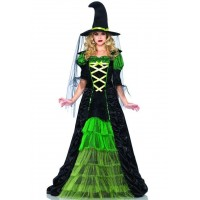 Storybook Witch Costume Gown
