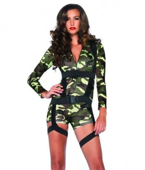 Going Commando Womens Costume Cosplay Costume Closet Halloween Costume Shop Halloween Cosplay Costumes | Kids, Adult & Plus Size Halloween Costumes