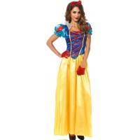 Classic Snow White Costume Gown