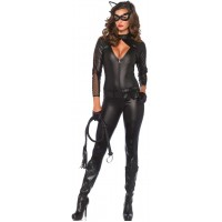 Wicked Kitty Womens Catwoman Costume