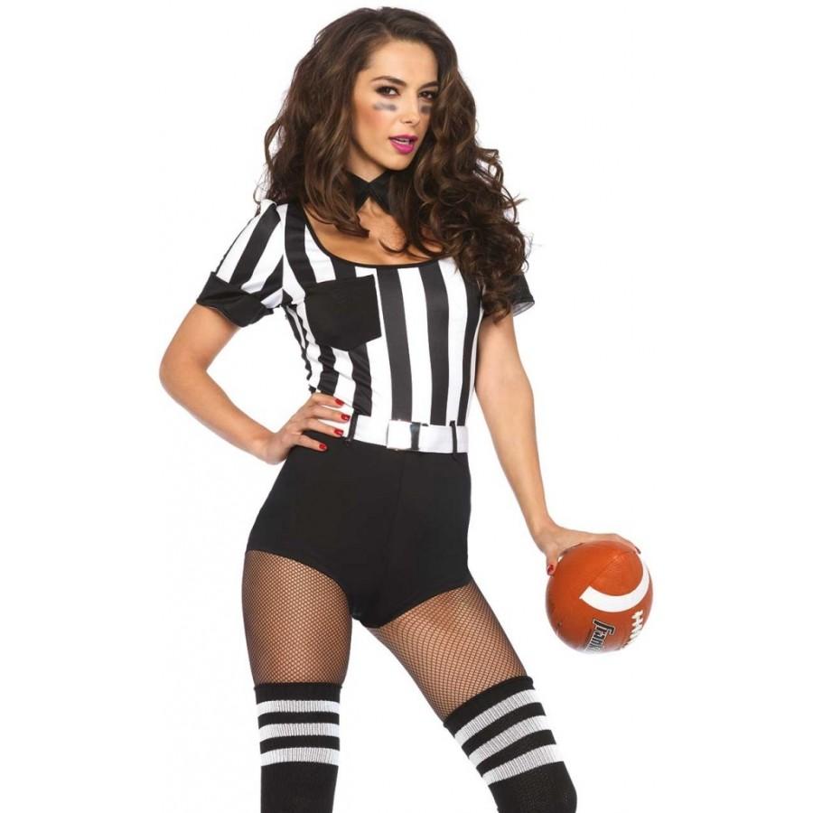 no rules referee womens costume | halloween costume