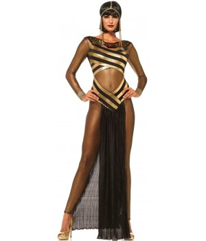 Nile Queen Womens Halloween Costume Cosplay Costume Closet Halloween Shop Halloween Cosplay Costumes | Kids, Adult & Plus Size Halloween Costumes
