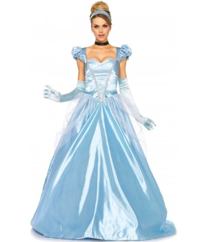 Classic Cinderella Womens Halloween Costume Cosplay Costume Closet Halloween Shop Halloween Cosplay Costumes | Kids, Adult & Plus Size Halloween Costumes