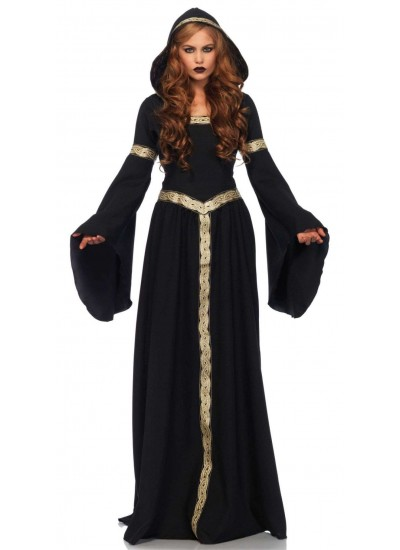 Celtic Lady Hooded Womens Halloween Costume at Cosplay Costume Closet Halloween Shop, Halloween Cosplay Costumes | Kids, Adult & Plus Size Halloween Costumes