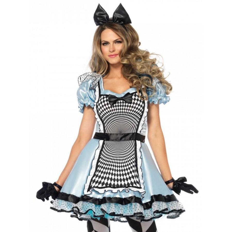hypnotic miss alice adult womens halloween costume at cosplay costume closet halloween costume shop halloween