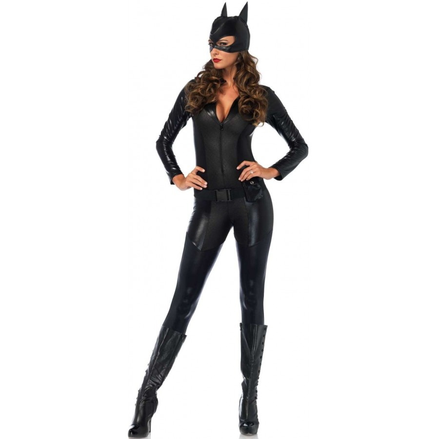 Captivating Crime Fighter Womens Halloween Costume at Cosplay Costume  Closet Halloween Costume Shop 35df128b2