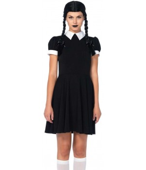 Gothic Wednesday Darling Costume Cosplay Costume Closet Halloween Costume Shop Halloween Cosplay Costumes | Kids, Adult & Plus Size Halloween Costumes