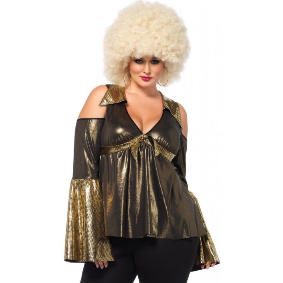 423c82d419f9 Disco Diva Plus Size Womens Costume at Cosplay Costume Closet Halloween  Costume Shop, Halloween Cosplay