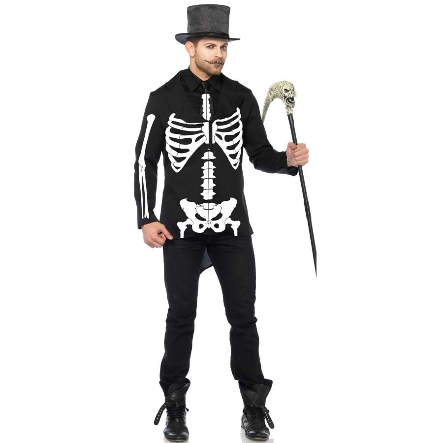 a73840bbc0fa7 Bone Daddy Mens Halloween Costume at Cosplay Costume Closet Halloween  Costume Shop