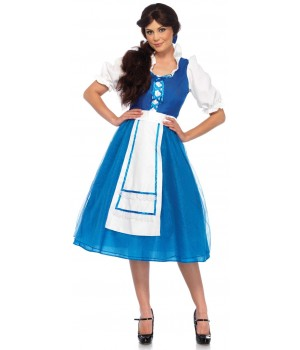 Storybook Village Belle Halloween Costume Cosplay Costume Closet Halloween Shop Halloween Cosplay Costumes | Kids, Adult & Plus Size Halloween Costumes