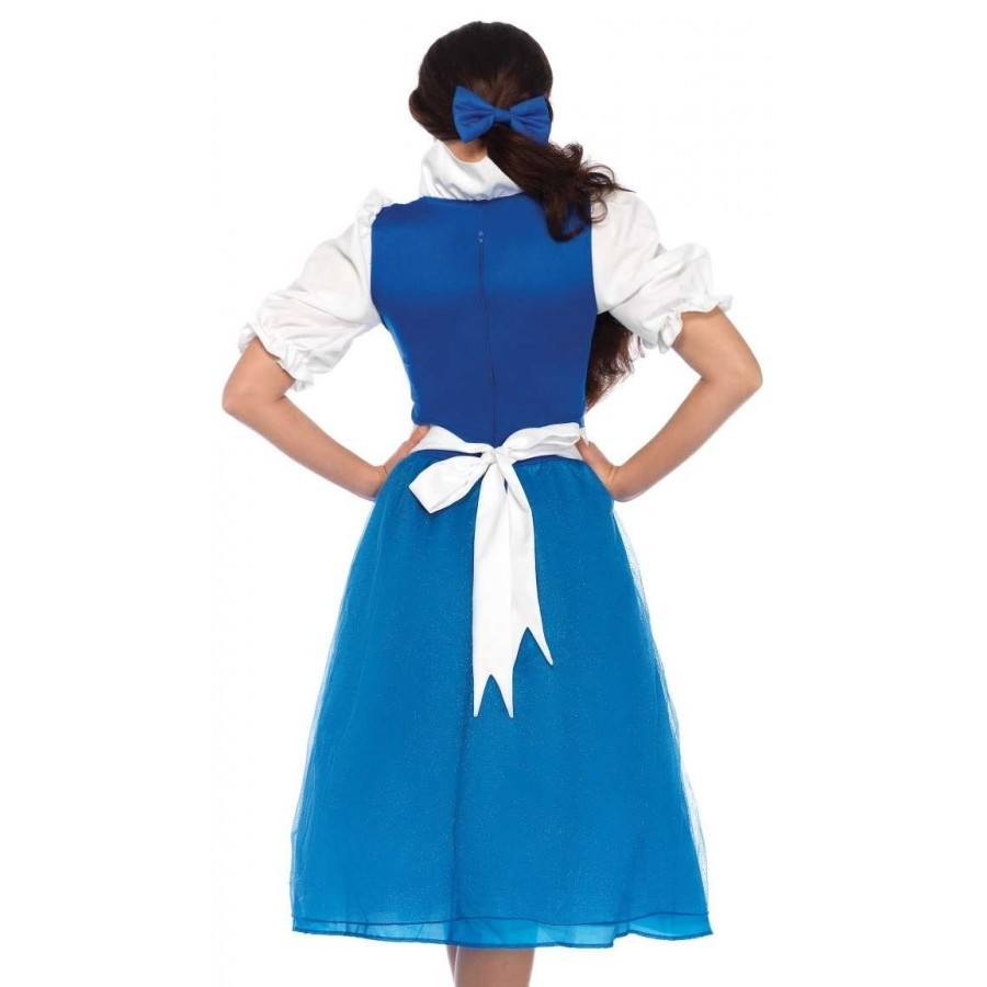 storybook village belle halloween costume at cosplay costume closet halloween costume shop halloween cosplay costumes