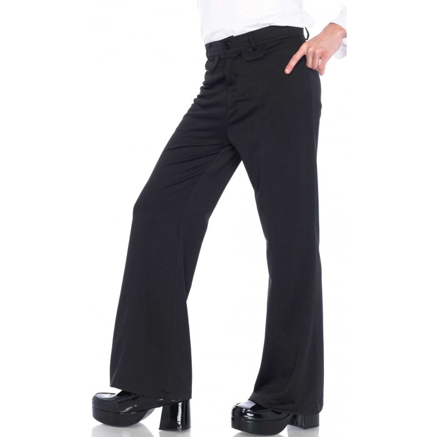 7c0063eafb2c9 Mens Bell Bottom Disco Pants at Cosplay Costume Closet Halloween Costume  Shop