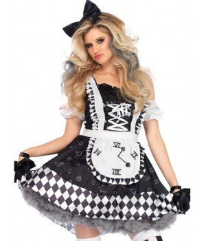 Wonderland Alice Costume Dress for Women Cosplay Costume Closet Halloween Shop Halloween Cosplay Costumes | Kids, Adult & Plus Size Halloween Costumes
