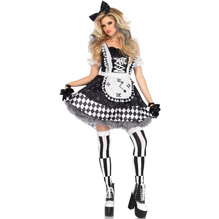 Alice Wonderland Womens Halloween Costumes