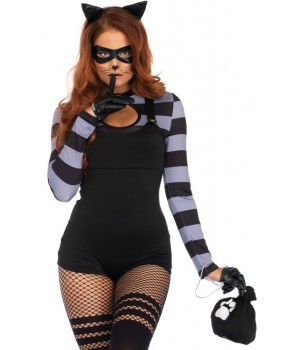 Kitty Cat Burglar Womens Costume Cosplay Costume Closet Halloween Shop Halloween Cosplay Costumes | Kids, Adult & Plus Size Halloween Costumes