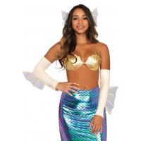 Mermaid Fin Glitter Fin Set