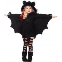 Cozy Bat Children's Halloween Costume