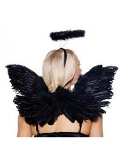 Angel Wing and Halo Kit at Cosplay Costume Closet Halloween Shop, Halloween Cosplay Costumes | Kids, Adult & Plus Size Halloween Costumes