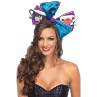 Tea Party Alice Oversized Multi-Use Bow