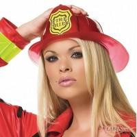 Firechief Costume Hat