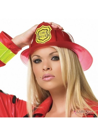 Firechief Costume Hat at Cosplay Costume Closet Halloween Shop, Halloween Cosplay Costumes | Kids, Adult & Plus Size Halloween Costumes