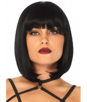 Short Natural Bob Wig Cosplay Costume Closet Halloween Shop Halloween Cosplay Costumes | Kids, Adult & Plus Size Halloween Costumes