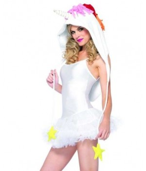 Unicorn Fleece Hood with Rainbow Mane Cosplay Costume Closet Halloween Shop Halloween Cosplay Costumes | Kids, Adult & Plus Size Halloween Costumes