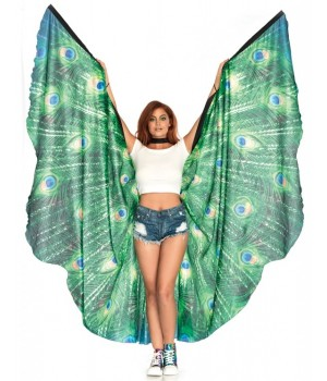 Peacock Festival Wings Cosplay Costume Closet Halloween Shop Halloween Cosplay Costumes | Kids, Adult & Plus Size Halloween Costumes