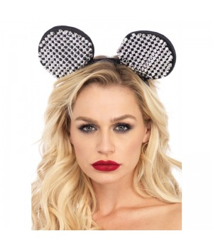 Studded Mouse Ears Cosplay Costume Closet Halloween Shop Halloween Cosplay Costumes | Kids, Adult & Plus Size Halloween Costumes