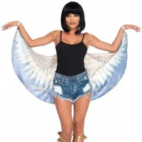 Egyptian Goddess Festival Wings