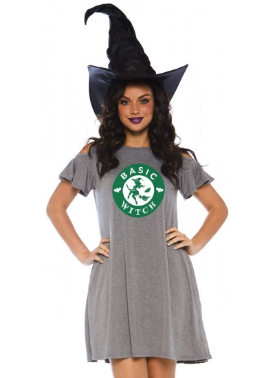 Basic Witch Halloween Party Dress at Cosplay Costume Closet Halloween Costume Shop, Halloween Cosplay Costumes | Kids, Adult & Plus Size Halloween Costumes