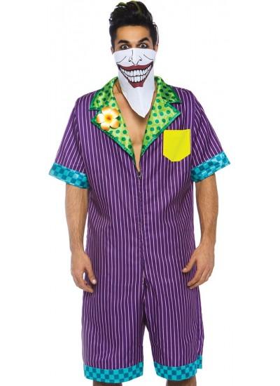 Gotham Super Villain Mens Comfortable Costume at Cosplay Costume Closet Halloween Costume Shop, Halloween Cosplay Costumes | Kids, Adult & Plus Size Halloween Costumes