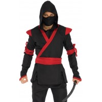 Ninja Mens Halloween Costume