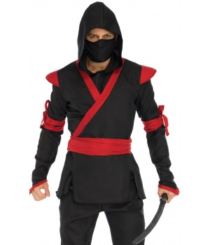 Ninja Mens Halloween Costume Cosplay Costume Closet Halloween Shop Halloween Cosplay Costumes | Kids, Adult & Plus Size Halloween Costumes