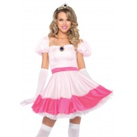 Pink Princess Adult Womens Costume