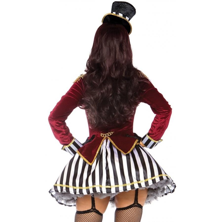 9df4e1cb823 ... Ringmaster Night Womens Costume at Cosplay Costume Closet Halloween  Costume Shop