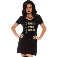 Undead Halloween Party Dress