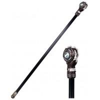Steampunk Skeleton Hand Walking Stick Cane