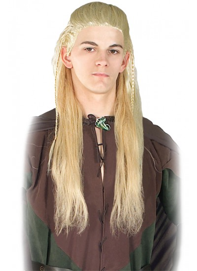 Legolas Lord of the Rings Wig at Cosplay Costume Closet Halloween Shop, Halloween Cosplay Costumes | Kids, Adult & Plus Size Halloween Costumes