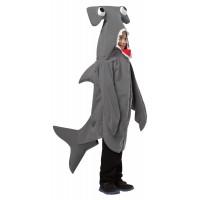 Hammerhead Shark Kids Costume