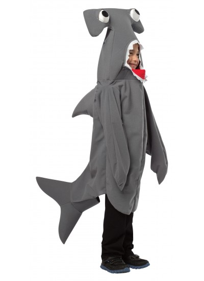 Hammerhead Shark Kids Costume at Cosplay Costume Closet Halloween Costume Shop, Halloween Cosplay Costumes | Kids, Adult & Plus Size Halloween Costumes
