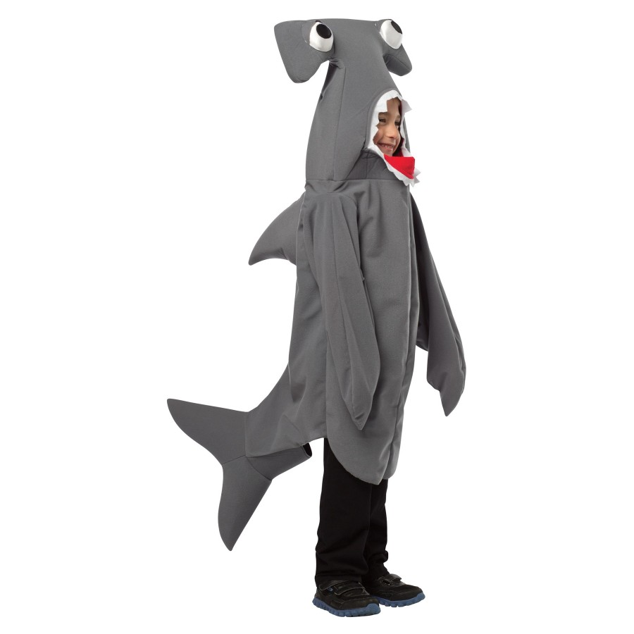 Hammerhead Shark Kids Costume - Sharknado, Baby Shark Song ...