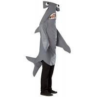 Hammerhead Shark Adult Costume