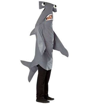Hammerhead Shark Adult Costume Cosplay Costume Closet Halloween Shop Halloween Cosplay Costumes | Kids, Adult & Plus Size Halloween Costumes
