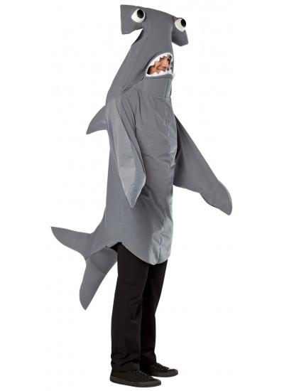 Hammerhead Shark Adult Costume at Cosplay Costume Closet Halloween Shop, Halloween Cosplay Costumes | Kids, Adult & Plus Size Halloween Costumes
