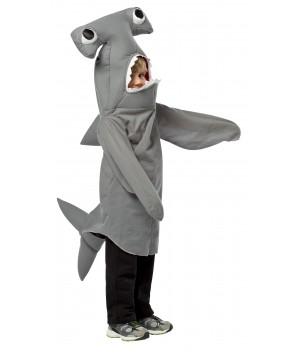Hammerhead Shark Toddler Costume 3-4T Cosplay Costume Closet Halloween Shop Halloween Cosplay Costumes | Kids, Adult & Plus Size Halloween Costumes